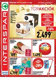 Interspar akciós újság 2019. 11.07-11.13