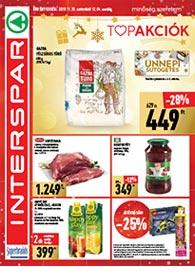 Interspar akciós újság 2019. 11.28-12.04
