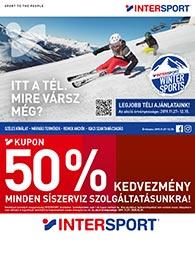 Intersport akciós újság 2019. 11.27-12.15