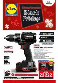 Lidl Black Friday 2019. 11.29
