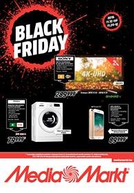 Media Markt Black Friday akciós újság 2019. 11.12-11.24