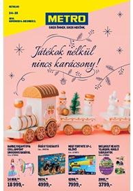 Metro Játék katalógus 2019. 11.06-12.03