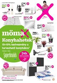 Mömax akciós újság 2019. 11.14-11.27
