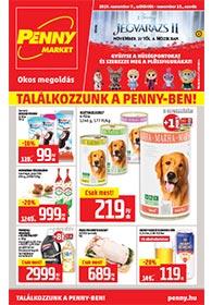 Penny Market akciós újság 2019. 11.07-11.13