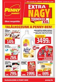 Penny Market akciós újság 2019. 11.14-11.20