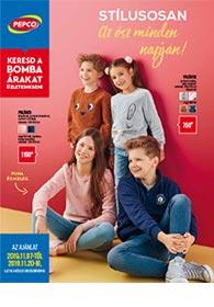 PEPCO akciós újság 2019. 11.07-11.20