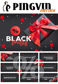 Pingvin Patika BLACK FRIDAY 2019. 11.22-11.29