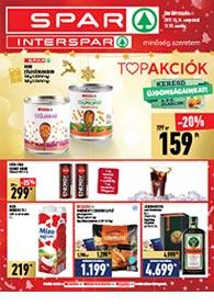 Spar akciós újság 2019. 11.14-11.20