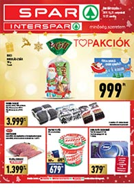 Spar akciós újság 2019. 11.21-11.27