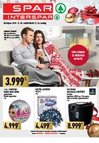 Spar akciós újság 2019. 11.28-12.24