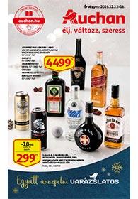 Auchan akciós újság 2019. 12.12-12.18