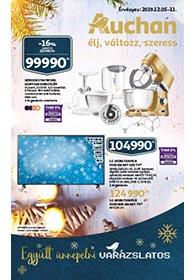 Auchan Műszaki katalógus 2019. 12.05-12.11