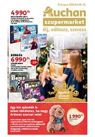 Auchan Szupermarket Játék katalógus 2019. 12.05-12.31