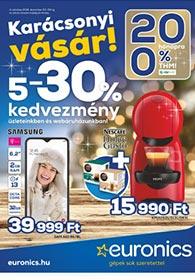 Euronics akciós újság 2019. 12.03-12.09