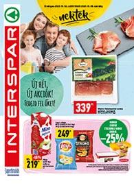 Interspar akciós újság 2020. 01.02-01.08