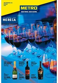 Metro HORECA katalógus 2019. 12.04-12.31
