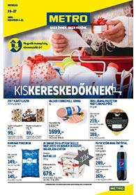 Metro katalógus Kiskereskedőknek 2019. 12.04-12.31
