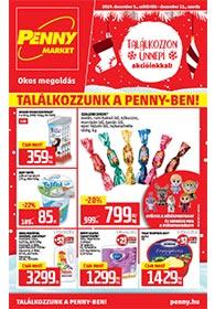 Penny Market akciós újság 2019. 12.05-12.11