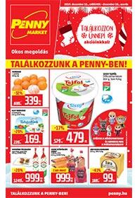 Penny Market akciós újság 2019. 12.12-12.18