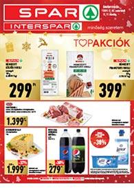 Spar akciós újság 2019. 12.05-12.11