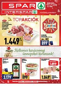 Spar akciós újság 2019. 12.19-12.24