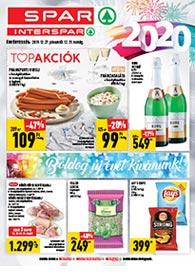 Spar akciós újság 2019. 12.27-12.31
