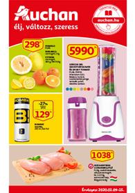 Auchan akciós újság 2020. 01.09-01.15