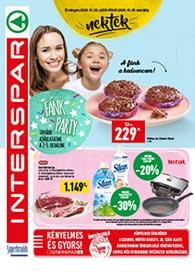 Interspar Szolnok akciós újság 2020. 01.23-01.29