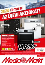 Media Markt akciós újság 2020. 01.08-01.30