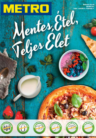 Metro Mentes Étel katalógus 2020. 01.08-02.04