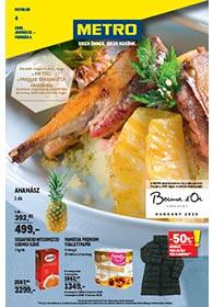 Metro Élelmiszer és Szezonális katalógus 2020 01.22-02.04