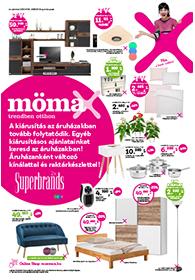 Mömax akciós újság 2020. 01.16-01.29