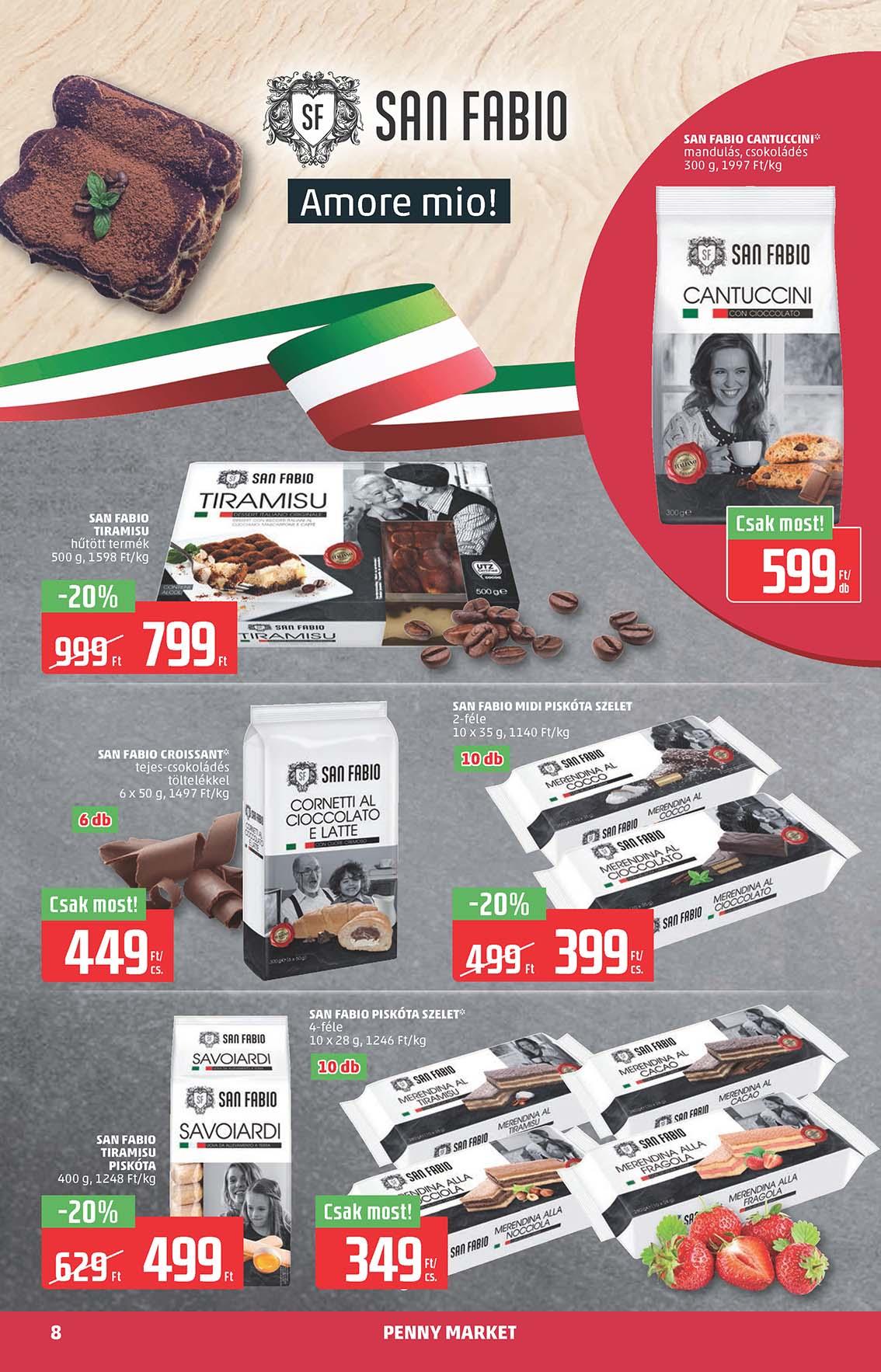 Penny Market akciós újság 2020. 01.30-02.05