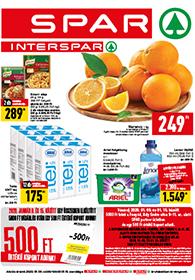 Spar Fonyód akciós újság 2020. 01.09-01.15