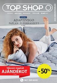 Top Shop akciós újság 2020. 01.01-02.29