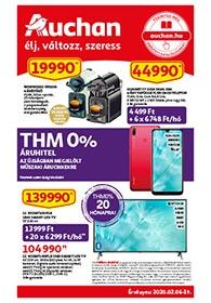 Auchan Műszaki katalógus 2020. 02.06-02.19