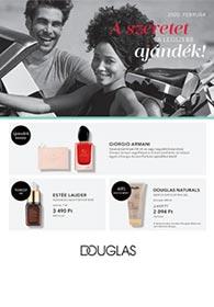 Douglas akciós újság 2020. 02.01-02.29