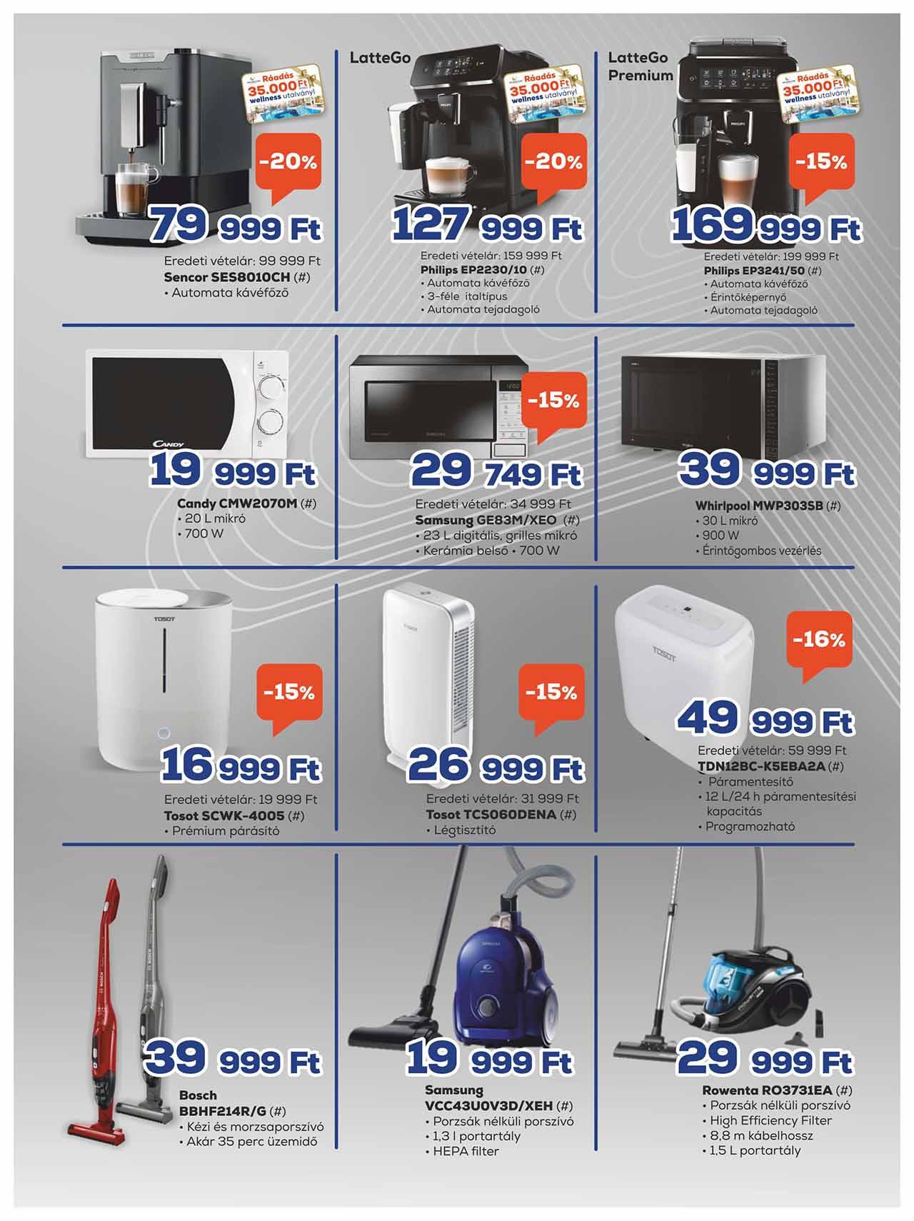 Euronics akciós újság 2020. 02.11-02.17