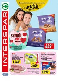 Interspar akciós újság 2020. 02.06-02.12