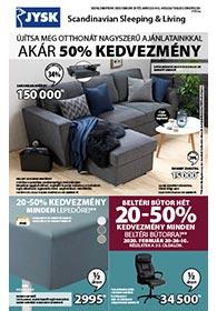 JYSK akciós újság 2020. 02.20-03.04