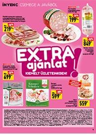 Spar Extra akciós újság 2020. 02.27-03.04