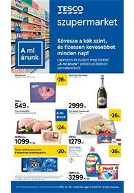 Tesco szupermarket akciós újság 2020. 02.06-02.12