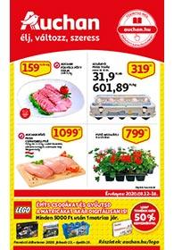 Auchan akciós újság 2020. 03.12-03.18