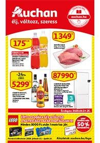 Auchan akciós újság 2020. 03.19-03.25