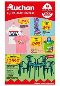 Auchan akciós újság 2020. 03.26-04.01