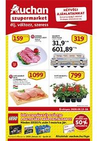 Auchan Szupermarket akciós újság 2020. 03.12-03.18