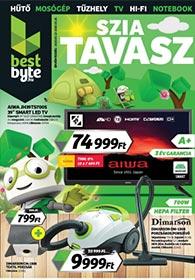 BestByte akciós újság 2020. 03.12-03.26