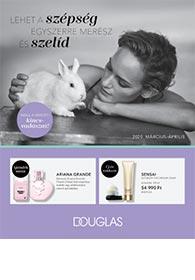 Douglas akciós újság 2020. 03.08-04.12