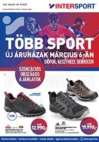 Intersport akciós újság 2020. 03.04-03.09
