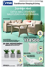 JYSK akciós újság 2020. 03.05-03.18